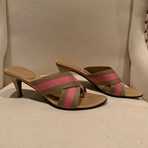 VINTAGE Gucci 70's style heel